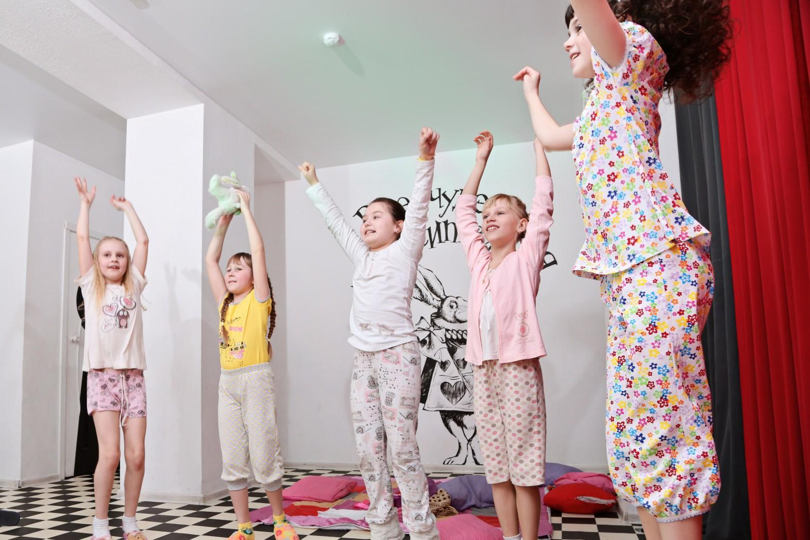 что справить день рождения в пижамном стиле фото летний